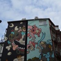 Street Art in Kadıköy