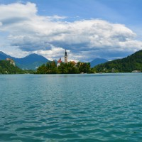 Lake Bled and Vintgar Gorge